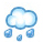 hujan sedang