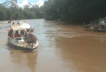 Nenek Terperosok di Jembatan Gantung Ditemukan Meninggal