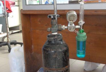 stok oksigen kritis di Ketapang